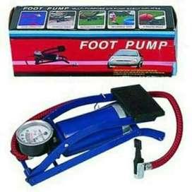 pompa injak ban - foot pump