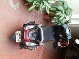 Activa well maintained by Honda service station383