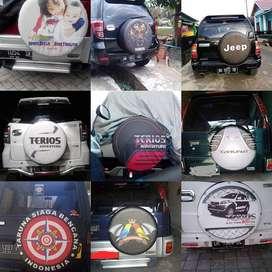 Spesial Cover Ban Serep Mobil Pajero-Ecosport Kulaitas bARU rush vitar