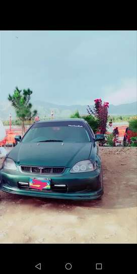 Honda civic 2000 LEV edition Exi in good condition fully modified.