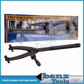 Flywheel plier BENZ flexible Penahan kopling CVT crankshaft matic