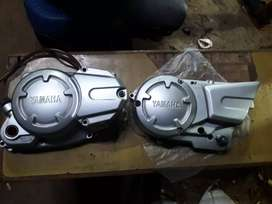 RX 5SPEED GEAR BOX and 6speed RX king clutch cover  and magnet cover