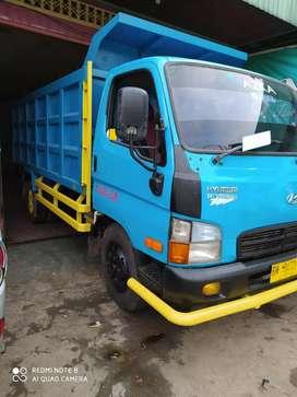 Dijual hyundai damtruc th 2010 mobil sehat siap kerja,surat2 lengkap
