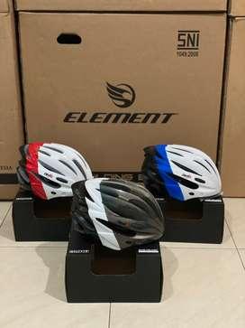 Helm RMB WP 05 With Visor Lensa Magnet for MTB, Folding Bike,Road Bike