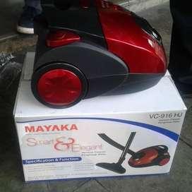 Mayaka Vacuum / vacum Cleaner VC-916HJ Merah Multipro