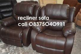 Imported Recliners, Bonded Leather Recliner Sofa, New Recliner