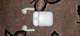 AIRPODS 2 (FRESH EXCHANGED )