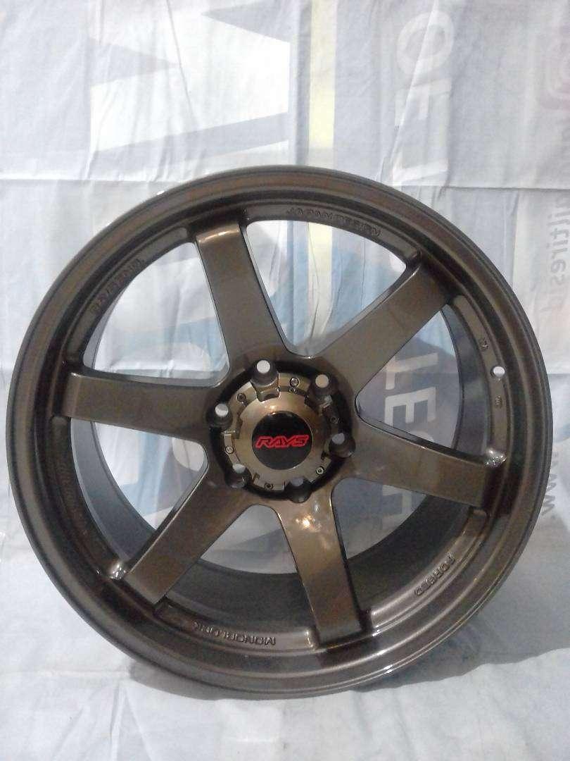 velg suv te37 ring20 inch jual murah bisa untuk mobil fortuner 0