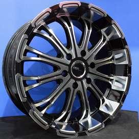 velg type BLUEGRAIN JZ187 HSR Ring.20 Lebar.9 PCD.6X139,7 ET.20 BLACK