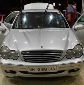 Auction Topend mercedes benz C180 fully Loaded original Import car