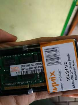 Ram laptop 2gb baru
