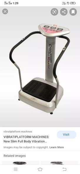 Crazyfit body massager machine