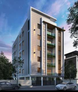 Luxurious 4BHK Flats For Sale At Humayun Nagar