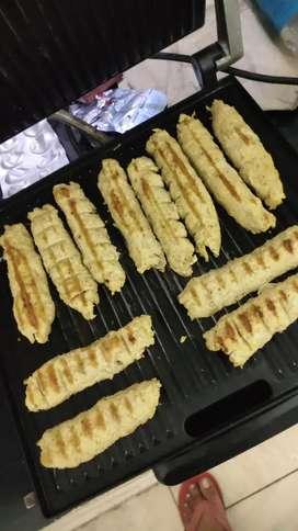 Need a kebab kariger for full time rehna khana free