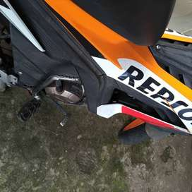 Honda Sonic second Repsol