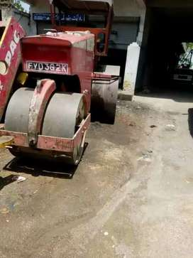 Good working condition road roller