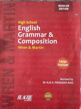English grammar and comprehension