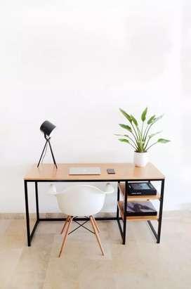 Meja kantor, meja kerja, meja komputer, meja belajar