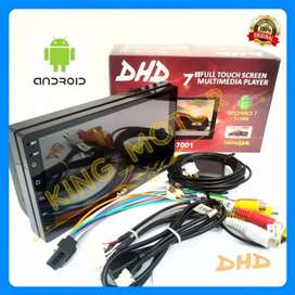 Double Din / Tape mobil DHD 7001 Android Ram 1gb Wifi Only Non dvd