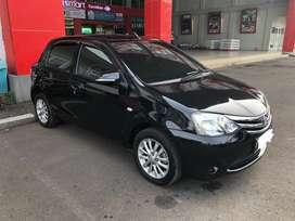 Toyota Etios E 2014