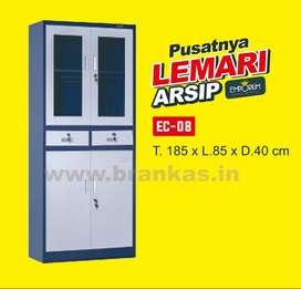 Jual Lemari Besi Cabinet Merk Emporium Type EC-08