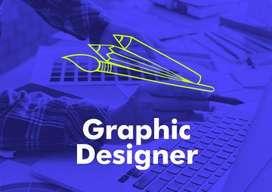 Vacancy for Graphic designer