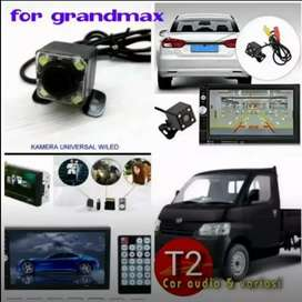 Promo 2din for GRANDMAX android link led 7inc +camera hd ok