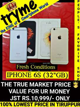 """TRYME 32""""GB IPHONE (6S) Fresh Conditions"""