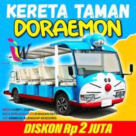 pabrik mainan kereta odong2 mobil carry wisata new model AR diskon