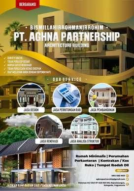 Bangun dan Renovasi Rumah tanpa perlu DP besar dan bergaransi