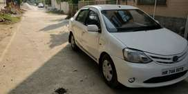 Toyota etios aone condition hai taxi no hai