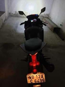R15 v2 best model showroom condition new bike..