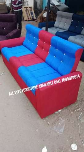cushion 3 seater sofa colours available all type furniture available