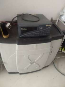Inverter for sale with battery