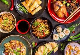 Cook & helper for chinese Restaurant