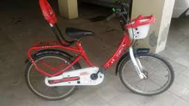 Hero peppy bicycle 18 inches