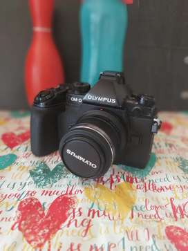 Kamera Miroles olympus OM-D E-M1
