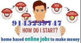 Work 1-2 hrs in a day(from your free times) & Get weekly payout