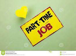 . Online part time and full time works for students and house wives