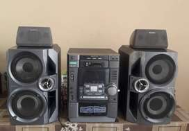 Sony Bluetooth speakers with woofers