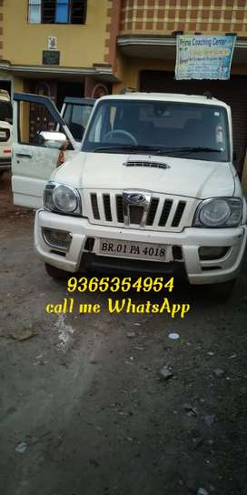 Mahindra Scorpio 2009 model sale