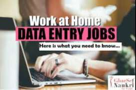 Data Entry Back Office Process From Home