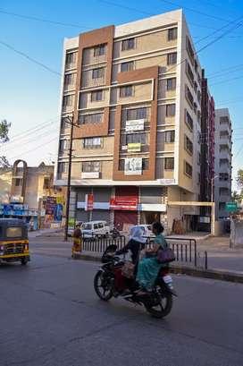 Near Adgaon Naka available 2 & 3bhk luxurious flats