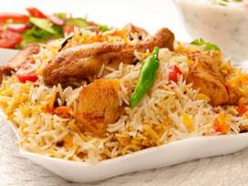 Biryani cook needed