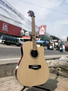 Gitar akustik colclack mapel eq