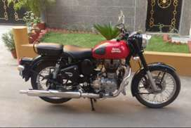 Sale Bs-4 Royal Enfield Bullet classic 350cc bike