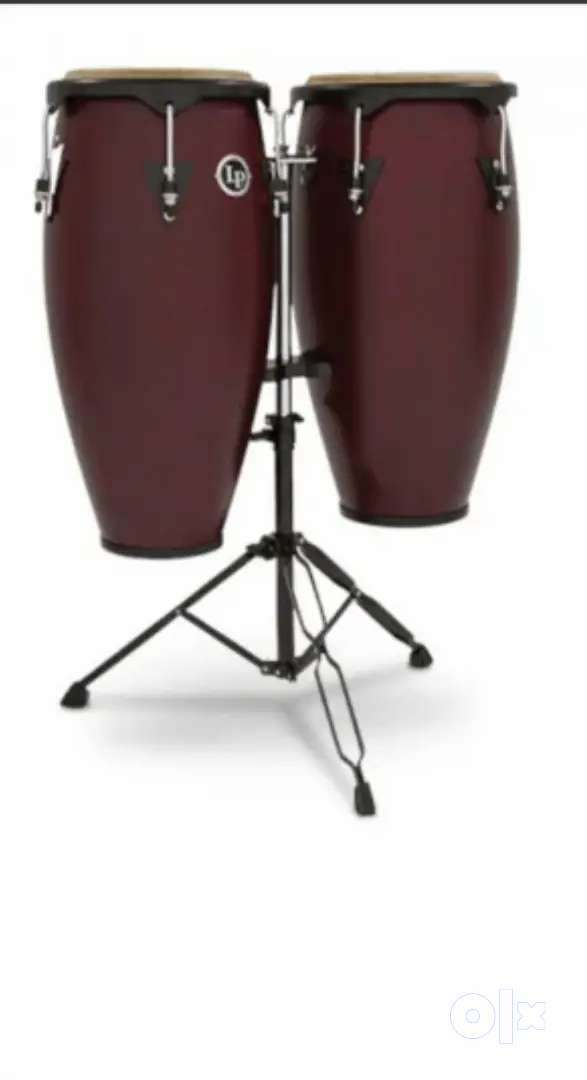 Lp tumba woods with stand