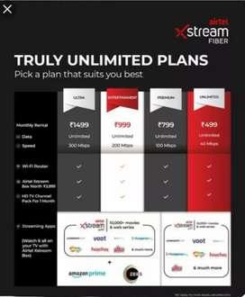 Airtel  Broadband Service Provider