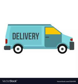 Required VAN with driver