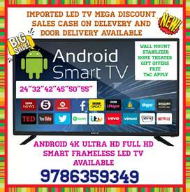 IMPORTED LED TV MEGA DISCOUNT SALES 1 YEAR WARRANTY AND GIFTS